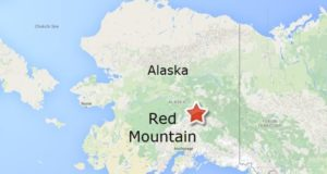 White Rock Minerals WRM maiden resource Red Mountain Project
