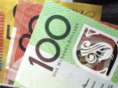 Australia one hundred dollar note nano chips cashless society