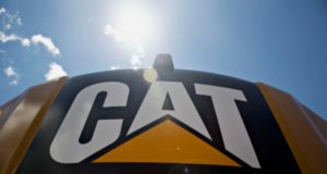 Fastbrick Robotics FBR ASX Caterpillar CAT
