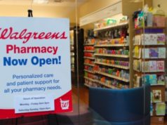 Rhinomed ASX RNO Walgreens pharmacy stores