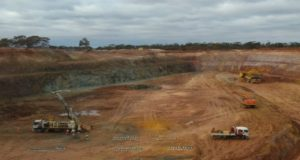 Empire Resources ERL grade control drilling Penny's Find gold second round