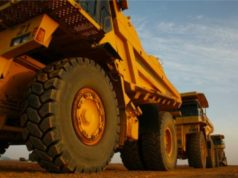 Empire Resources ERL trucking gold ore processing mill