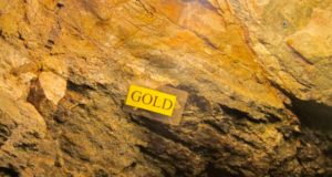 Gold miner Empire Resources ERL ASX underground production