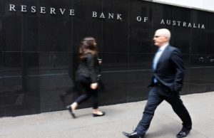 Reserve bank of Australia share market currencies central bankers RBA