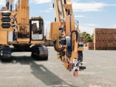 Fastbrick Robotics FBR ASX Caterpillar Kingdom of Saudi Arabia construction Hadrian X