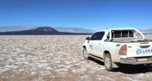 Lake Resources LKE drilling lithium triangle Argentina