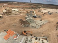 Tawana Resources ASX TAW lithium Bald Hill project construction