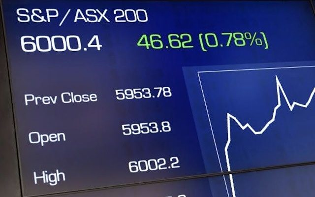 ASX 200 above 6000 points pre GFC high Australia stock market