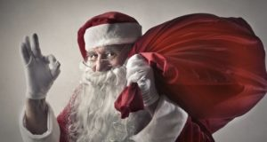 Stock market Santa Claus rally ASX small cap shares