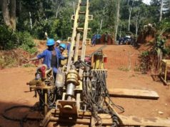 Vector Resources ASX VEC acquisition extension drilling Maniema gold