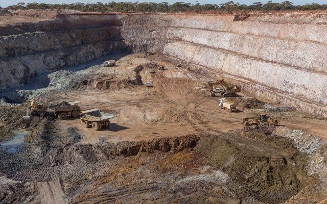Empire Resources ASX ERL processing campaign underground resource Penny's Find gold mine