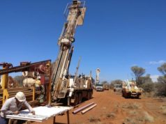 Great Boulder Resources ASX GBR Mt Venn copper nickel cobalt mineralisation diamond drill core