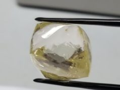 Lucapa Diamond Company ASX LOM yellow diamond Lulo