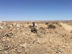 Walkabout Resources ASX WKT Eureka lithium project Namibia