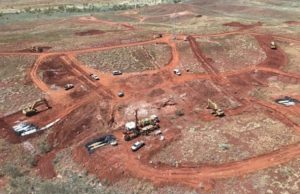 Artemis Resources ASX ARV Powerline gold Pilbara Novo Resources