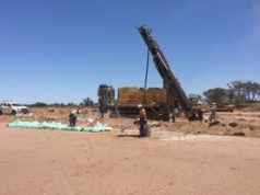 Aruma Resources ASX AAJ Slate Dam rock chip sample gold