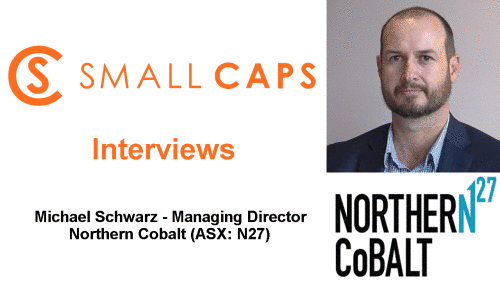 Interview Northern Cobalt N27 ASX Small Caps