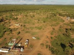 Red River Resources ASX RVR drilling Drilling Liontown East zinc
