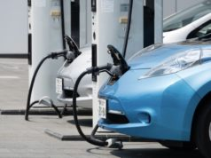 Automakers compete market share electric vehicle future EV