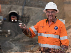 Bill Johnston Minister Mines Petroleum Western Australia
