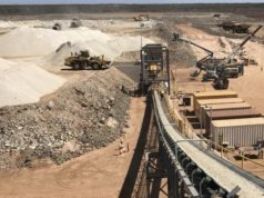 Tawana Resources ASX TAW lithium production ore feed
