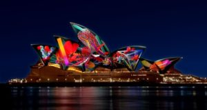 Thred ASX THD Vivid Sydney festival Sweep