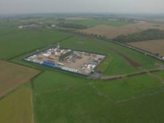 AJ Lucas Group ASX AJL Cuadrilla Resources horizontal shale gas well Bowland