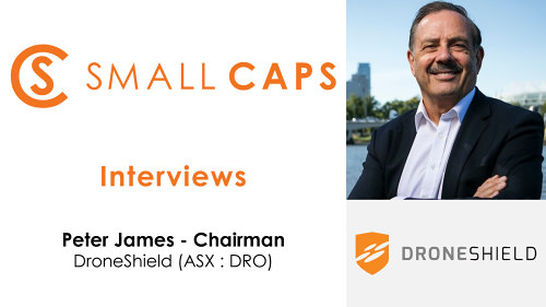 DroneShield ASX DRO interview