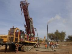 Golden Rim Resources ASX GMR Burkina Faso Kouri gold Ausdrill