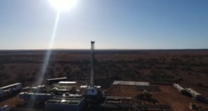 Real Energy ASX RLE Windorah gas Tamarama 3 well