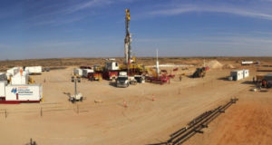 Strike Energy ASX STX Jaws-1 coal seam gas fracking appraisal well