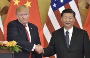 Trump China trade tantrum AMP unemployment
