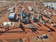 Altura Mining ASX AJM sales agreement first lithium shipment