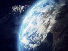 Sky and Space Global ASX SAS radio frequency interference detection