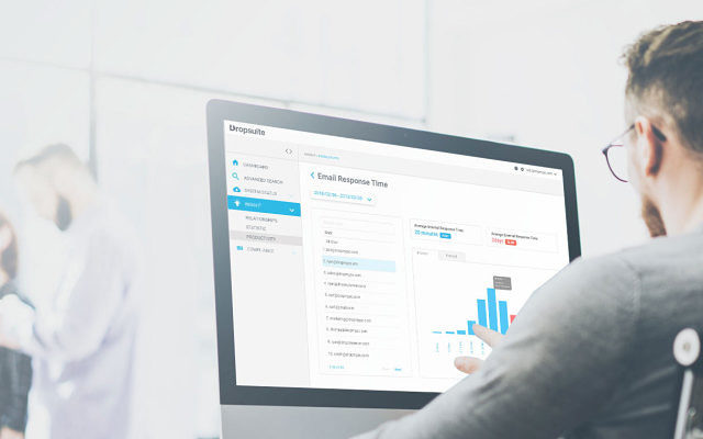 Dropsuite ASX DSE paid user base increase