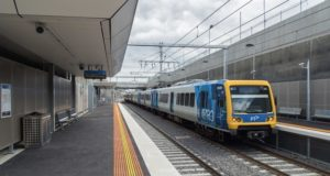 DTI Group ASX CCTV contract Metro Trains Melbourne