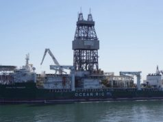 Pancontinental Oil & Gas ASX PCL Tullow Oil TLW Namibia Ocean Rig Poseidon