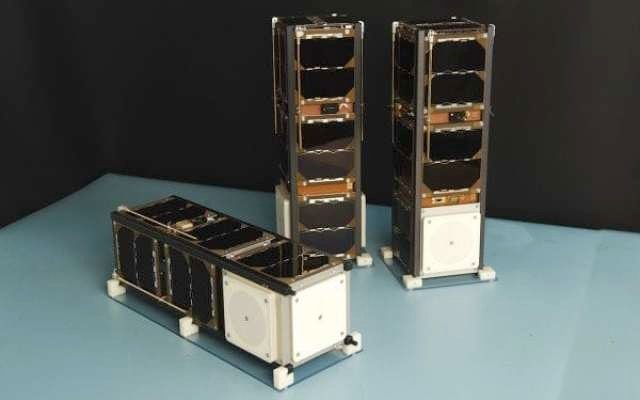 Sky and Space Global ASX SAS nano-satellite commercialisation GomSpace