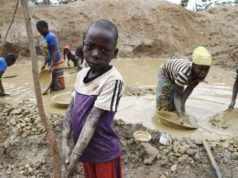 Cobalt supply chain human rights violations Democratic Republic of Congo DRC