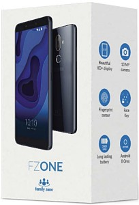 FZ ONE phone Family Zone