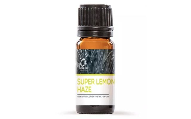 eSense Lab ASX ESE Super Lemon Haze Mix cannabis terpenes