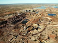 BHP ASX copper Olympic Dam South Australia Rio Tinto mining