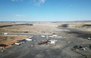 Leigh Creek Energy ASX LCK in situ gasification coal field