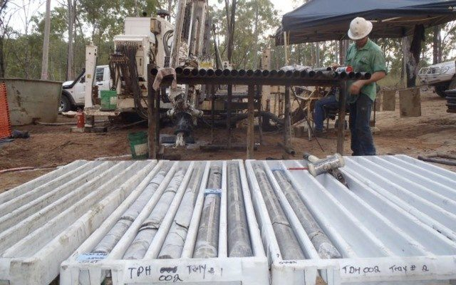 Metal Bank ASX MBK porphyry system 8 Mile gold project