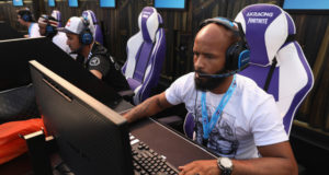 ONE eSports Championship Singapore Mogul ASX ESH Demetrious Johnson
