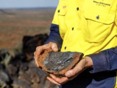 Bryah Resources ASX BYH manganese Mount Labouchere
