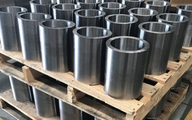 LaserBond ASX LBL US steel industry export orders composite carbide steel mill rolls