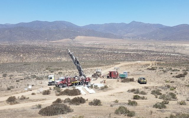 Freehill Mining ASX FHS anticipates assays Yerbas Buenas magnetite project Chile