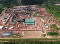 World's largest graphite mine Syrah Resources Balama Mozambique