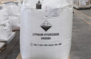 Lepidico ASX LPD high purity lithium hydroxide production LOH-MAX process